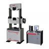 Buy cheap Computerized Hydraulic Universal Testing Machine Worm Gear Drive 600 KN Capacity product