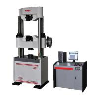 Buy cheap Optional Capacity Hydraulic Universal Testing Machine Ac380v 50hz / Specified Power product