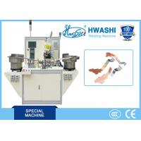 China High Efficiency Electronic Automatic Welding Equipment with Vibration Plate on sale