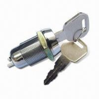 Buy cheap OEM/ODM Automotive Switches Locks, Suitable for Bicycles/Motorbikes, Electronics, PCs, and PDAs product