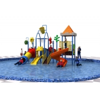 Buy cheap Anti Skid Kids Summber 1.5mm Outdoor Water Play Equipment product