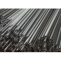 Buy cheap P1 / P5 / P9 Round Black Painting Carbon Steel Pipe ASTM A335 With Plastic Caps product