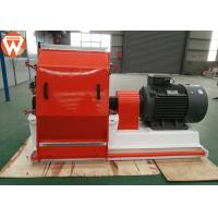 Buy cheap Water Drop Livestock Animal Feed Crusher 8t/h Capacity With Siemens Motor product