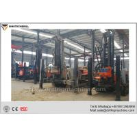 Buy cheap Crawler Mounted Borehole Drilling Rig With Support Legs 140 - 325mm Hole Diameter product