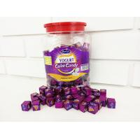 Buy cheap 2.75g Compressed Healthy Hard Candy / Yogurt Cubes In Jars OEM available product