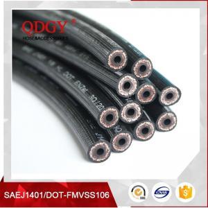 Buy cheap DOT SAE J1401 approved OE 1/8 size EPDM flexible rubber brake hose product