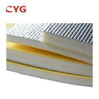 Buy cheap Acoustic Construction Heat Insulation Foam Xlpe Aluminum Thermal Reflective Foil product