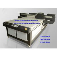Buy cheap High Resolution UV Inkjet Printer With Ricoh GH2220 Metal Printing Machine product