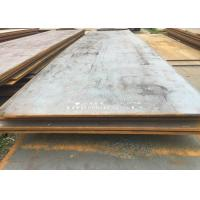 Buy cheap High Strength Mild Steel Plate with grade EN S235JR S355JR for General Purpose Structural product