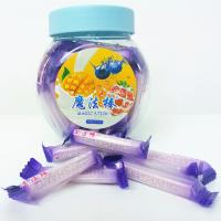 Buy cheap Blueberry Flavor Healthy Compressed Candy / 4g * 70pcs * 30bottles HALAL ISO product