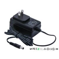Buy cheap 18v 1a Universal Power Adapter Oem Factory Wall Type 18w 1000ma UL Certificates product