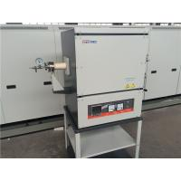 Buy cheap Multi Process Gascontrol Laboratory Tube Furnace With High Purity Silica Tube product