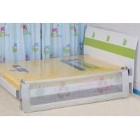 Buy cheap Modern Styles Mesh Bed Safety Baby Guard Rail Fold Down Protect Babies product