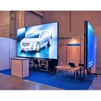 Buy cheap Custom SMD P6 Indoor LED Video Wall Billboard 100000 Hours Life Span product