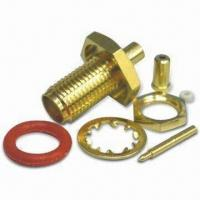 Buy cheap SMA Jack RP BKD Crimp for 1.13 Cable, with O-ring product