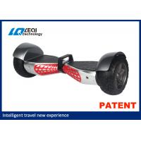 Buy cheap Remote Control 2 Wheel Electric Scooter No Handrail With LED Light Battery Reminder from wholesalers