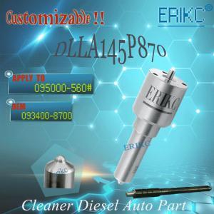 Buy cheap Mitsubishi nozzle DLLA145P870 Denso diesel fuel nozzle DLLA 145 P 870 injector nozzle 093400-8700 / DLLA 145P 870 product