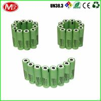 Buy cheap Original Japan E Bike Cylindrical Lithium Ion Battery Long Cycle Life Ncr18650pf product