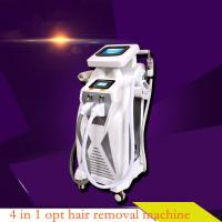 China MY-L88 Hot sales 4 in 1 ipl opt shr laser hair removal/tattoo removal machine on sale