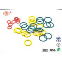 Buy cheap Colourful Chemical Auto O Ring Oil Fuel Resistance Professional Hnbr 70 product