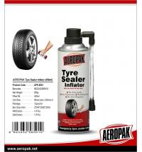 Buy cheap Aeropak Tyre Sealer & Infaltor, Emergency flat tyre fix, Tyre Sealant, fast repair, best seller 450ml product