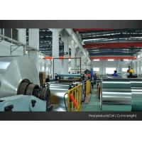 Quality Cold Rolled Printed Tinplate Sheet DR8 DR9 1.0 Tin Coating Bright Surface for sale