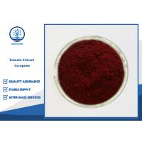 Buy cheap Deep Red Tomato Extract Powder / Lycopene Powder 99% CAS 502-65-8 from wholesalers