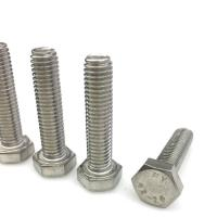 Buy cheap Polished Galvanized Stud Bolts , 316 Stainless Steel Lag Bolts Size M3-M36 product