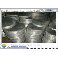 Buy cheap Anti - Corrosion Aluminum Disk 0.4 0.5 0.8 5.0mm Thickness For Pots / Pans product