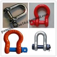 Buy cheap Shake-proof shackle&Heavy shackle,Roller Shackle product