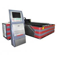 Buy cheap 500W Sheet Metal Laser Cutting Machine , CNC Laser Cutter Machine With High Reliability from wholesalers