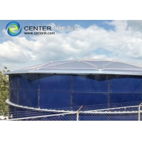Buy cheap 0.4mm Coating Agricultural Water Storage Tanks For Commercial product