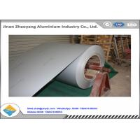 Buy cheap PVDF Color Coated Aluminum Coil / Aluminium Flat Sheet 20 Years Quality Alloy 1100 product