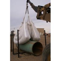 Buy cheap Heavy weight builder pipeline Gravel Bulk Bag , oil industry Big Bag Two Ton product