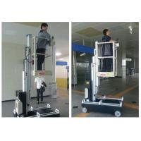 Buy cheap GTWZ6-1006 Mobile Elevating Work Platform Self Propelled For Quick Maintenance product