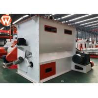 Buy cheap 500KG/P Single Shaft Ribbon Mixer Animal Chicken Feed Mixer Machine product
