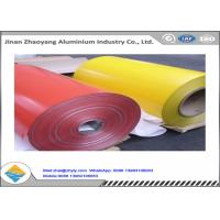Buy cheap Colorful Oxidation Resistant Coated Aluminum Coil For Channel Letters Advertisement product