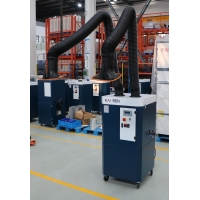 Buy cheap Double Flexible Suction Arm Welding Dust Collector product