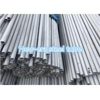 Buy cheap 316 304 Thin Wall Seamless Stainless Steel Tube Small Diameter Round Shape product