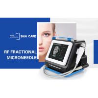 Buy cheap Golden Skin Needling Machine With Automatic Output Controlling Pore Reduction product