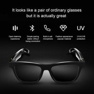 Buy cheap Bluetooth 5.0 110mah Wearable Tech Products UV400 Wireless Sound Eyewear product