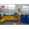 Buy cheap Waste Scrap Metal Baler Car Bodies Shell Baling Press Machine 2-3 Ton/H product