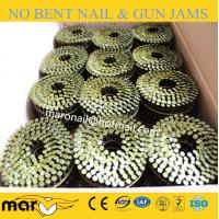 China chinese factory 2*.099'' ring shank coil nails on sale