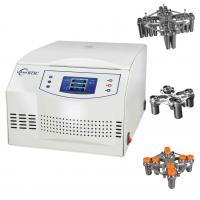 Buy cheap Professional BT5C Low Speed Centrifuge / Benchtop Multi Pipe Centrifuge product