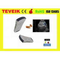 Buy cheap Color Doppler Wireless Ultrasound Probe Portable Scanner Machine 256 Gray Scale product