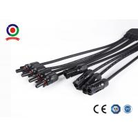 Buy cheap IP67 Mc4 Y Branch Connector Lightweight 48.5cm Length For Solar Power System product