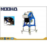 Buy cheap AC 380V 3PH 50Hz Portable Plate Beveling Machine For 6 - 30 Mm Thick Plate product