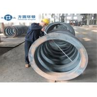 Buy cheap EN10222 P305GH Carbon Steel Forged Stainless Steel Disc Proof Machined Boiler Forgings product