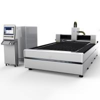 Buy cheap 750W 2kw Stainless Fiber Laser Cutting Machine Water Cooling1500 * 3000mm product