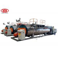 Buy cheap Automatic Fire Tube Gas Fired 1Tons Industrial Steam Boiler for Textile / Chemical / Food and Brewery product